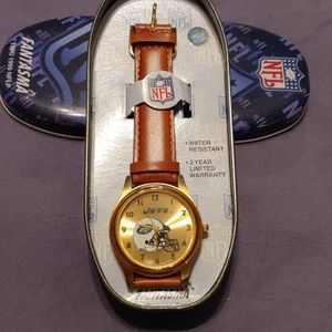 NY Jets collectors watch